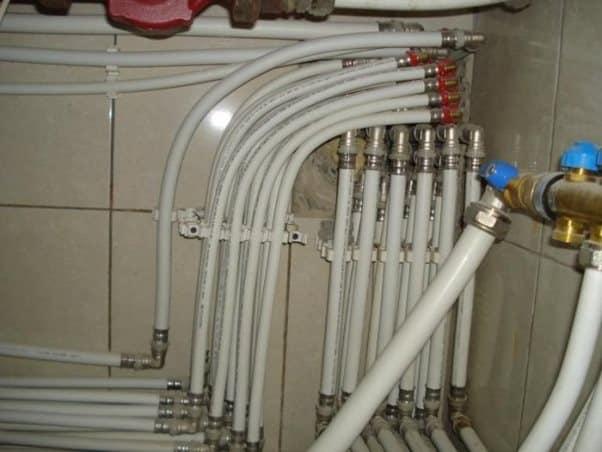 Можно ли ставить полипропиленовые трубы на центральное отопление?