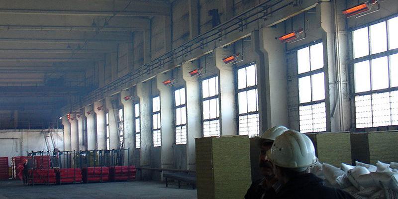 Виды автономного отопления производственного помещения