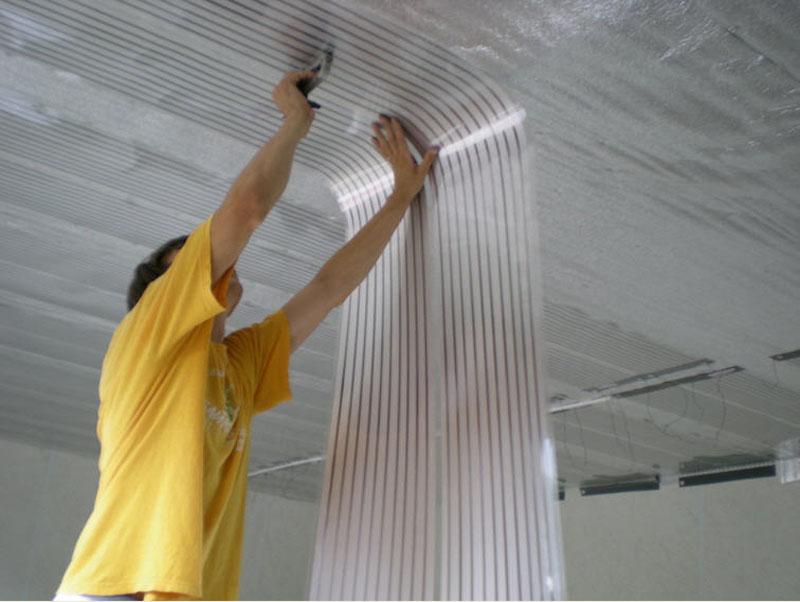 Автономное отопление производственного помещения