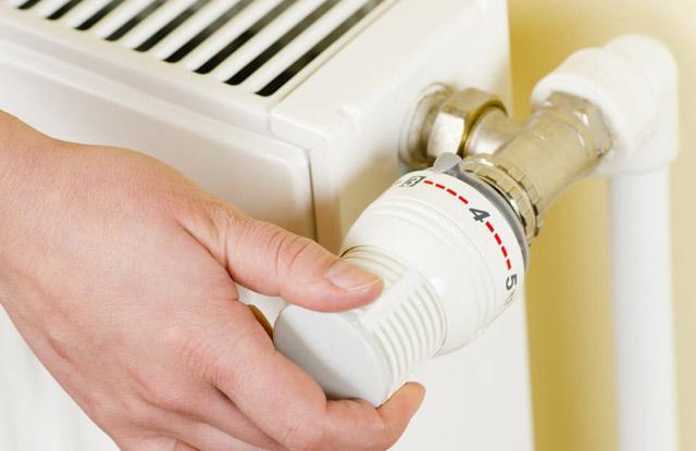 Температура воды в котле отопления