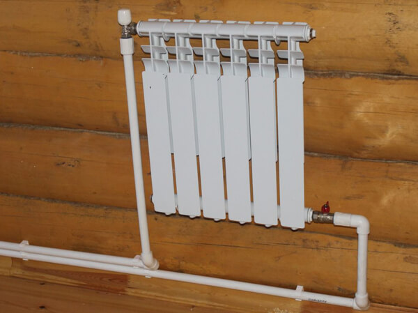 Паровое отопление на даче