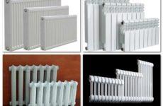 Какими бывают радиаторы парового отопления?