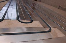 Как уложить тёплый пол без стяжки?