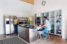 Как уложить тёплый пол на кухне?